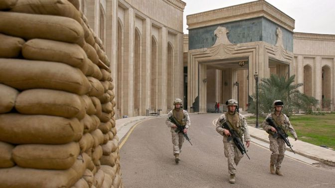 Are We Ready for the Fall of Baghdad?