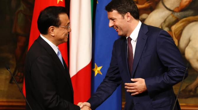 Italy Joins BRICS