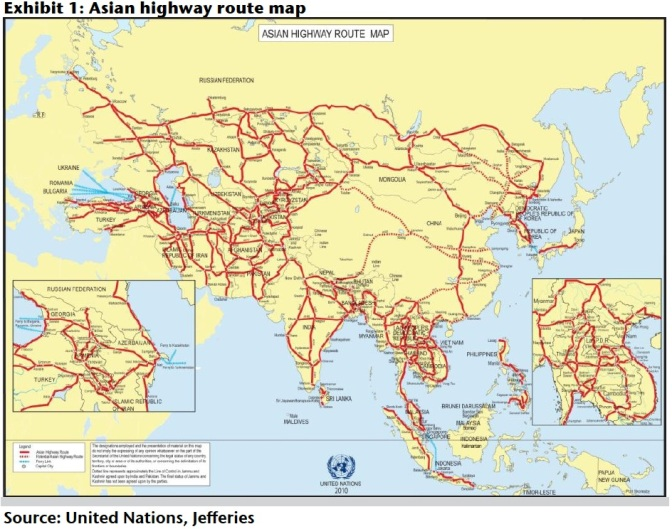 China's Silk Road: Pathway to a New Human Civilization