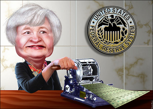 Federal Reserve Robbing Savers