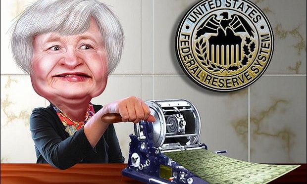 Federal Reserve Robbing Savers