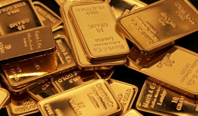 Netherlands Has Secretly Withdrawn 122 tons Gold from NY Fed