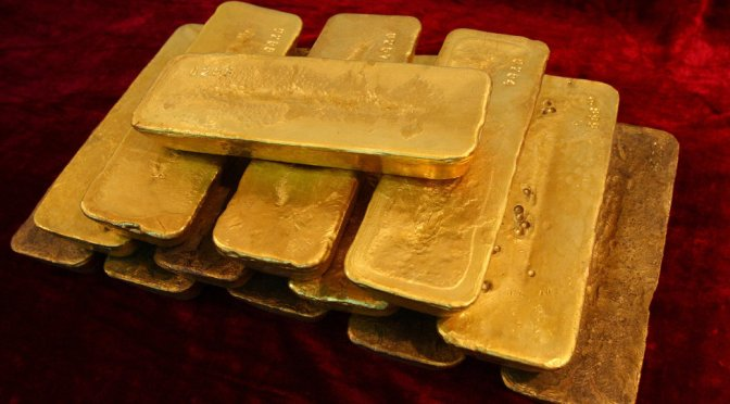 Gold Repatriation from U.S. Result in Higher Gold Prices, Weaker Dollar