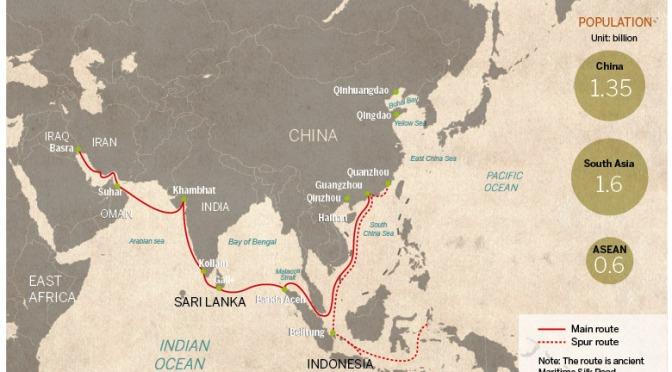New Silk Road Accelerates