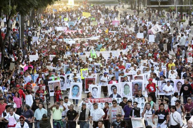 Revolution is Brewing Up in Mexico