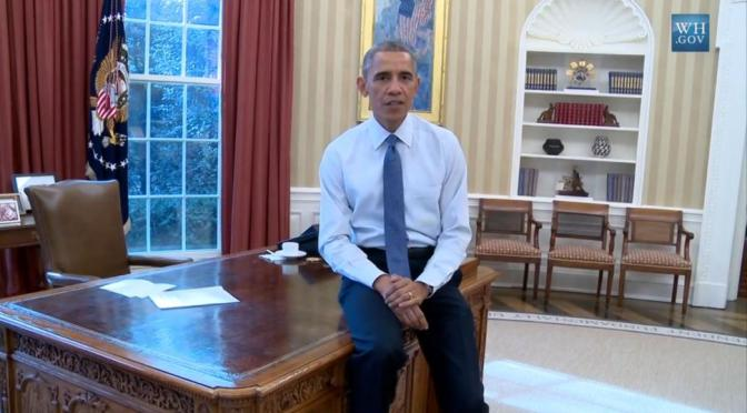 All Major TV Networks Snub Obama's Immigration Address