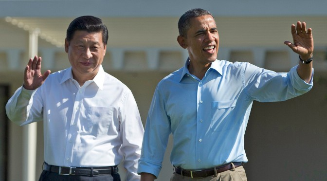 Is China's Rise to Economic Power Sanctioned by Cabalists?