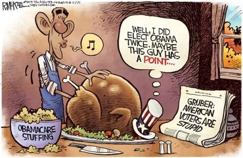 obama's thanksgiving