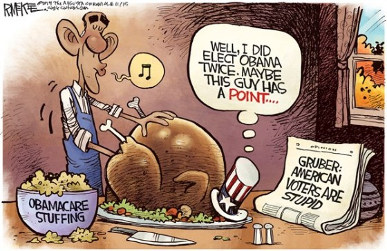 obama's thanksgiving