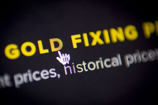 Lawsuit vs. Goldman, BASF, HSBC re Metals Price Fixing