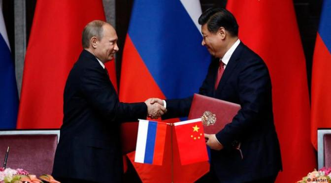Russia & China Reaching Energy MegaDeal 2.0
