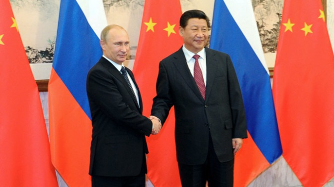 Putin, Xi Jinping Sign Mega Gas Deal 2.0