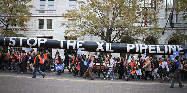 Tell the Senate to Honor the Treaties and vote NO to the KXL Pipeline!