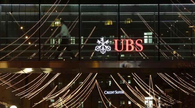 UBS Settles Over Gold Rigging
