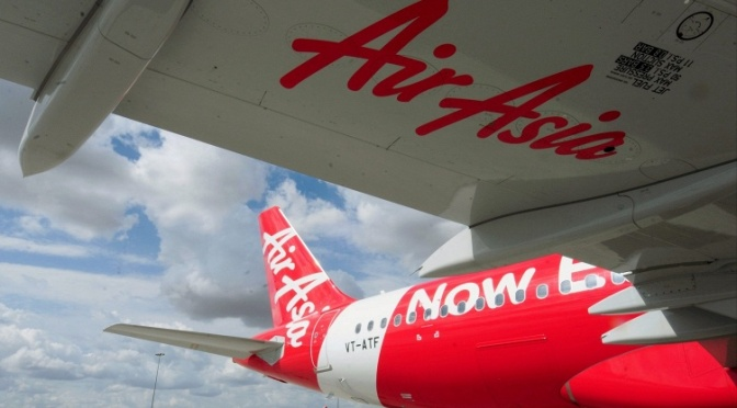 "Air Asia jet ""thrust down by giant hand"" …of Zionism?"
