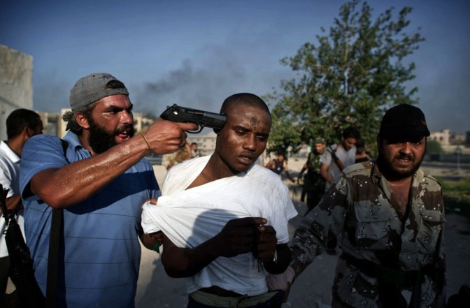 NATO's Handiwork: Libya Then and Now