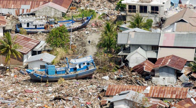 Indian Ocean Tsunami. Why did the Information Not Get Out?