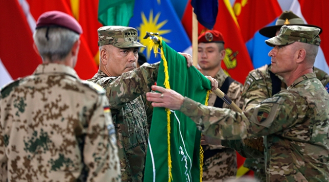 Operation Enduring Freedom Ended After 13 Years