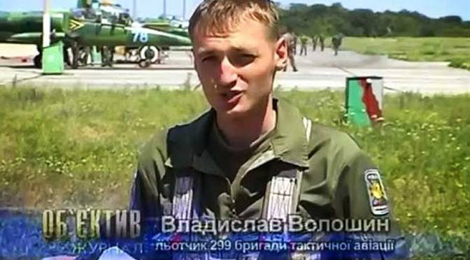 Meet The Pilot Who Shot Down Malaysian Boeing MH-17 Captain-voloshin-vladislav-valerjevych