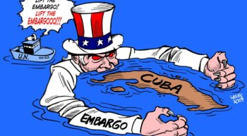 Image result for cuba sanctions