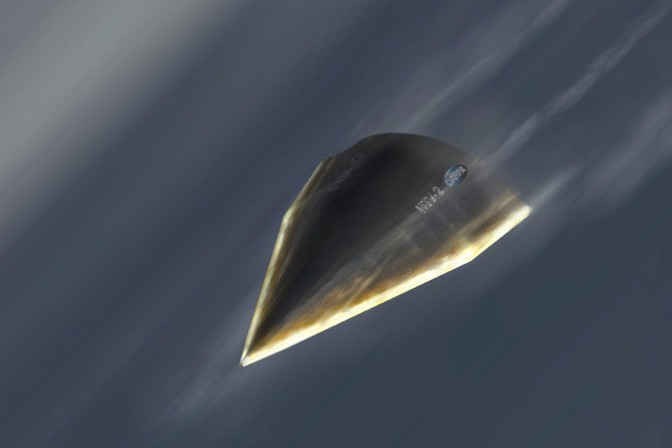 China Confirms 3rd Test of Hypersonic Missile