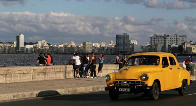 Obama May Visit Cuba After Reestablishing Diplomatic Relations: White House