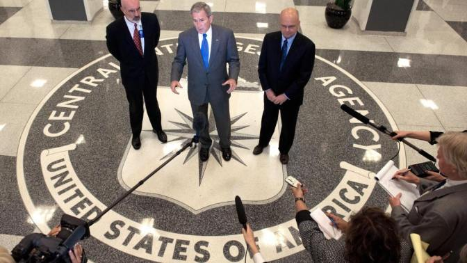 CIA is a secret government, involved in domestic assassinations