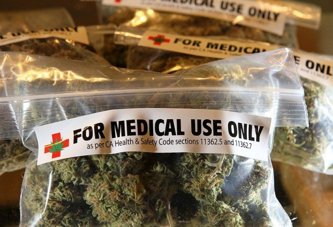 Congress Quietly Ends Federal Ban On Medical Marijuana