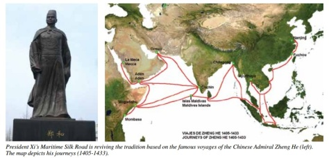The World at the Crossroads: New Economy is Dawning Old-silk-road