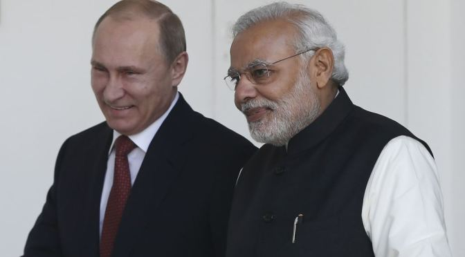 BRICS Departing from the War Path into Peaceful Scientific Pursuit