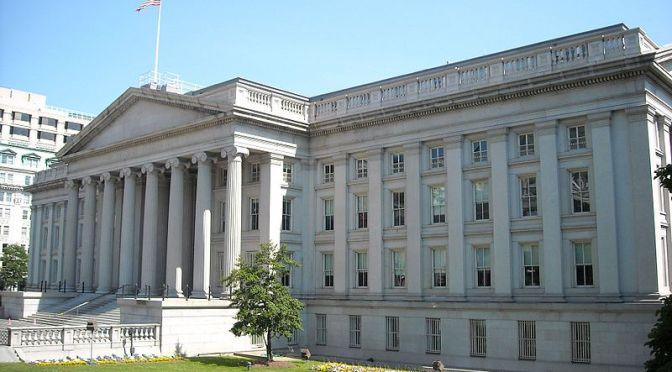 U.S. Treasury Survival Kits; Financial Reset Imminent?