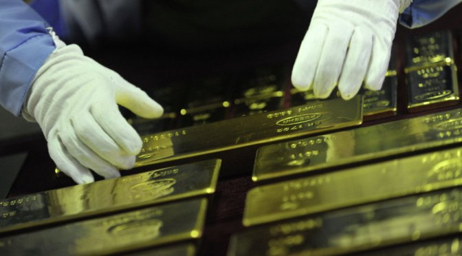 Gold is the New Cash