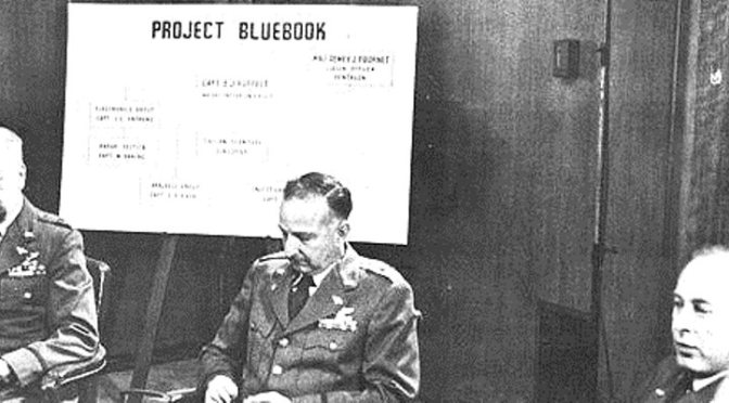 Project Blue Book Now Available Online