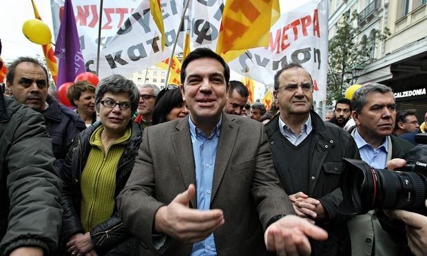 Bankers Panic: Greek Election Could Herald Change in Europe
