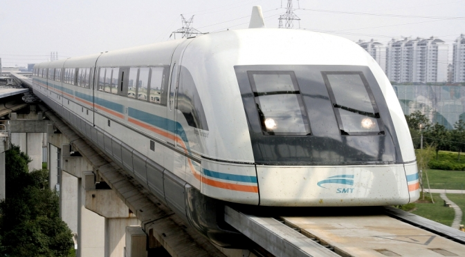 China Building $242B Hi-Speed Railway; Cuts Moscow-Beijing Trip to 2 Days