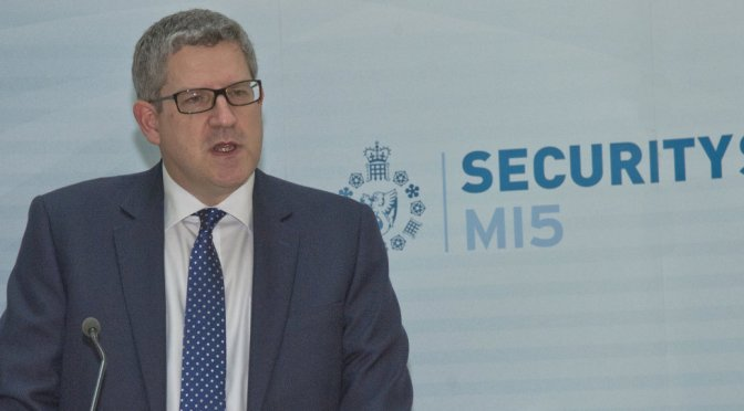 FearMonger Alert: MI5 Head Warns of 'Mass Casualty' Terrorist Attacks