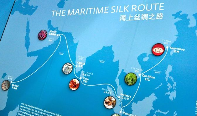 "China's ""Belt and Road"" Initiatives Roll On"