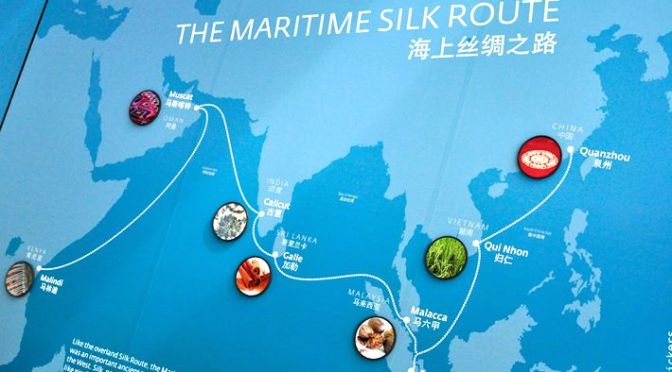 """China's """"Belt and Road"""" Initiatives Roll On"""
