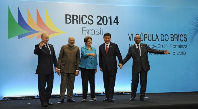 BRICS to Create Own Parliamentary Assembly