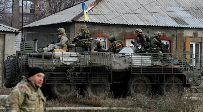 Kiev Soldiers Trapped in Devaltsevo Abandoned by Poroshenko