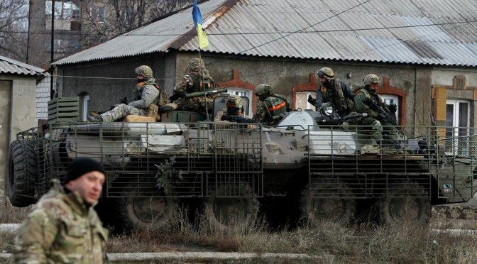 Kiev Soldiers Trapped in Devaltsevo Abandoned by Poroshenko