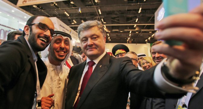 UAE Sending Arms to Ukraine; AU Abbot Sustains Idiocy