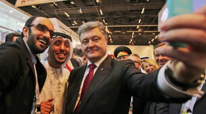UAE Sending Arms to Ukraine; AU Abbot Sustains Idiocy