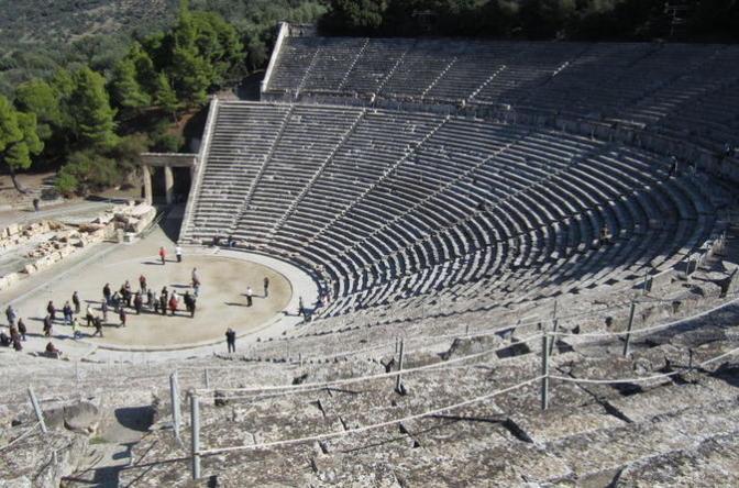 50 Shades of Greece