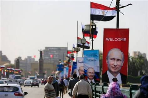 507Mideast Egypt Russia