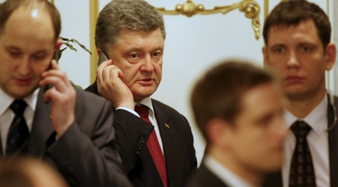Everybody's Happy After Minsk Talk 2.0 Except Poroshenko