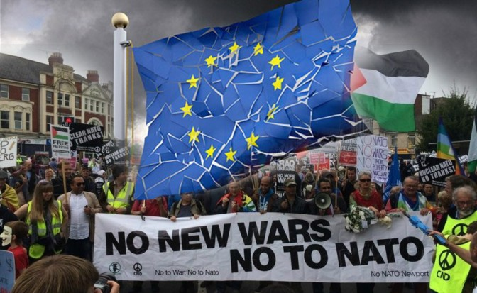EU Will Cease to Exist, NATO Will Fall Apart