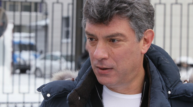 Boris Nemtsov: Putin Opposition Leader Assassinated Near Kremlin  Nemtsov-si