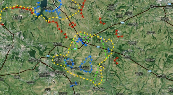 BREAKING! Abandoned Kiev Troops at Devaltsevo Surrender en Masse