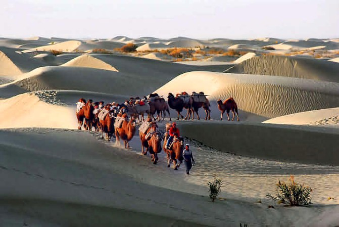 Silk Road Can Lead World Out of Collapse and War